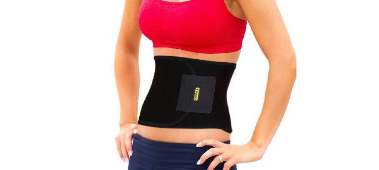 Entretien d'une ceinture abdominale