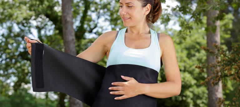ceinture abdominal et musculation