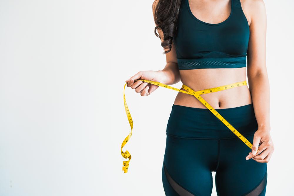 résultat ceinture abdominale : taille fine