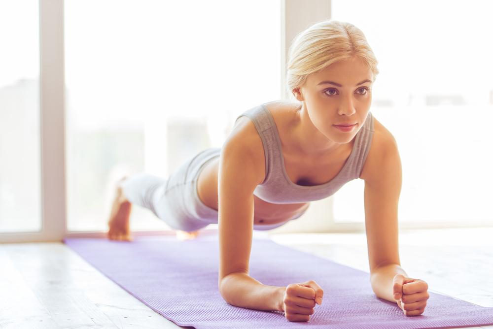 exercice planche pour son abdominaux