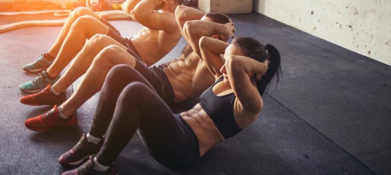 musculation pour perdre du ventre